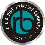 R&B Fine Printing - Contact Us